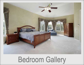 Heritage Cabinet Company - Bedroom Gallery