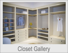 Heritage Cabinet Company - Closets