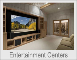 Heritage Cabinet Company - Entertainment Center